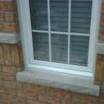 window caulking removal and re-caulk